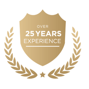 25-Years-Badge